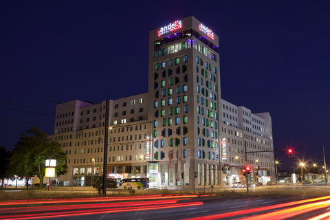 The Hotel and Conference Centre for the 14th European Scout and Guide Conference (Berlin, 16-21 August 2013)
