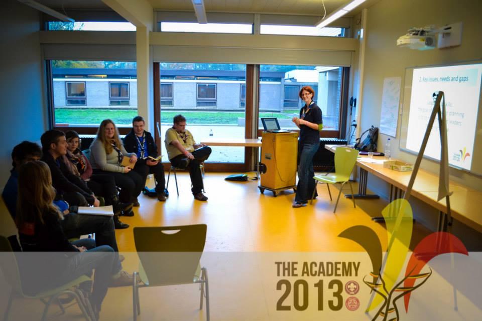 the academy   (1)