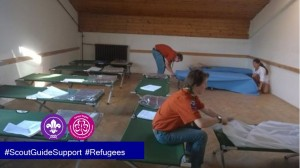 scout  refugee slovenia template