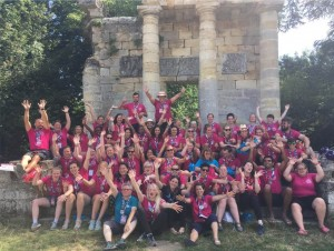 roverway group WAGGGS